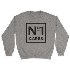 No 1 Cares Sweatshirt - https://shirtified.co.uk/product/no-1-cares-sweatshirt/