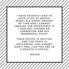 We pride ourselves on our gallery of smiles and happy customers. Sign up for your cosmetic consultation or dental exam today!