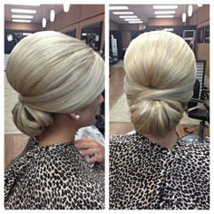 Bridal Hair for son's wedding Whenever