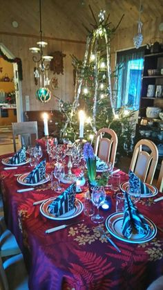 Joulupöytä <3