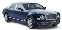 Bentley presenta el Birkin Mulsanne de edición limitada