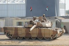 arab military forces | ... Tank of Army Forces of United Arab Emirates ~ Global Military Review