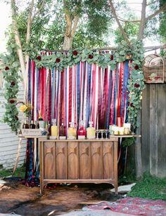 37 Boho Chic Bridal Shower Ideas | HappyWedd.com