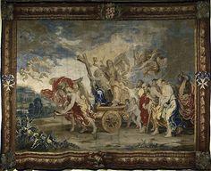 The Triumph of Faith (6.10m x 6.60m)
