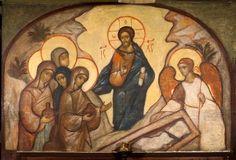 Иоанна Мироносица - житие святой, икона, именины и имя Иоанна (Яна) в православии