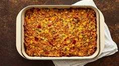 Hot or cold, this kugel is delicious. Perfect for summer with big bold flavors and alongside a hot chili style cholent for your new favorite Shabbat lunch. Passover Recipes, Jewish Recipes, Fall Recipes, Passover Food, Kosher Recipes, Cooking Recipes, Israeli Food, Israeli Recipes, Food Terms