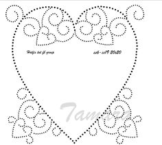 Embroidery Cards, Embroidery Patterns, Birthday Card Template, Birthday Cards, Iris Folding, Free Wedding, Wedding Ideas, Card Templates, Templates Free