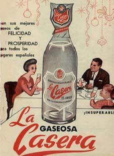 Gaseosa: La Casera