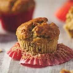 Banana Coconut Pecan Muffins - Allrecipes.com