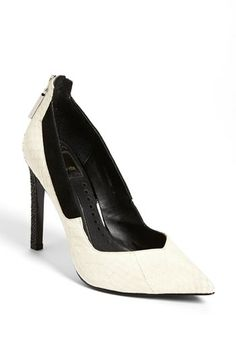 I kind of dig these - Dolce Vita 'Karine' Pump available at #Nordstrom