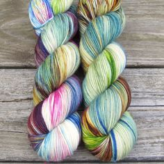 Celebration - Yummy 3-Ply - Babette | Miss Babs Hand-Dyed Yarns & Fibers, Inc.