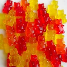 Keto Low Carb Gummy Bears - Step Away From The Carbs
