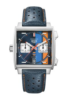 TAG Heuer Monaco Gulf Special Edition - soldier