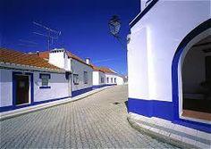 Casas típicas alentejanas - Portugal