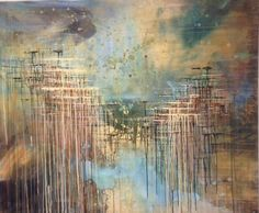 """""""Oisin's Mare"""" by Ann Marie Webb, Exhibit opens 16 March at 16 March, Irish Art, Exhibit, Ann, Art Gallery, Contemporary, Abstract, Artwork, Summary"""