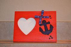 Anchor frame by Blazesetter on Etsy, $8.00