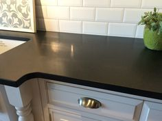 Absolute Black Honed Granite
