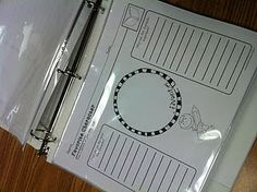 Great idea to keep all guided reading activities handy