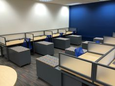 UW Engineering Connection Zone classroom @DuetMadison Office Plan, Open Office, Classroom Training, Learning Environments, Innovation, Connection, Engineering, University, Spaces