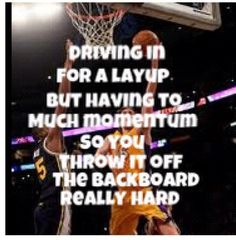 driving in hard fro a layup but having to much momentum so you throw it off the backboard really hard Basketball Humor, Basketball Problems, Love And Basketball, Basketball Players, Funny Sports, Sports Memes, Funny Things, Random Things, Funny Picture Quotes