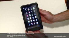 iPad Mini 2 con logo Traslúcido,Tablet de Corea del Norte y Más