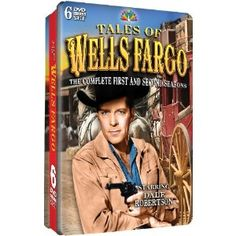 Oh my goodness Dale Robertson and Well Fargo another favourite.