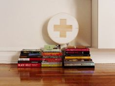 Smart Upcycling: Use a Wooden Box To Hide Cords! — Door Sixteen | Apartment Therapy