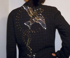 Safety Pin And Bead Projects - and on fashions too!