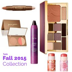 Ready for the Tarte Fall 2015 Collection