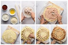 Heb je deze mooie zomerse hartige taart al gezien of geproefd? Tarte soleil, een prachtige naam voor een al even mooie bladerdeegtaart in de vorm van een zon, die perfect is als aperitiefhapje. Het ziet er wat ingewikkeld (en dus: indrukwekkend) uit, maar eigenlijk heel eenvoudig om te maken!