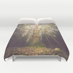 Buy ultra soft microfiber Duvet Covers featuring The taller we are by HappyMelvin. Hand sewn and meticulously crafted, these lightweight Duvet Cover vividly feature your favorite designs with a soft white reverse side.