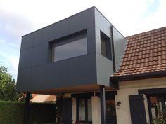 Extensions, Villa, Loft, Outdoor Decor, House Exteriors, Recherche Google, Porches, Home Decor, Images