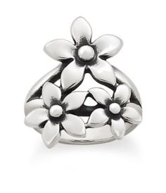 Flower Bouquet Ring   James Avery