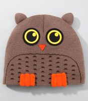 An Owl hat... Cuteness!