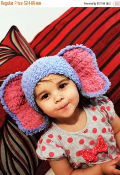 SALE 3 to 6m Elephant Hat Baby Hat Crochet Blue Baby Hat - Elephant Baby Beanie Blue Raspberry Crochet Animal Hat Photo Prop  SALE 0 to 3m Newborn Hat Easter Baby Bunny Hat Newborn Photo Prop, Girl Newborn Bunny Beanie Boy Baby Hat, Brown Cream Bunny Ear Baby Shower Gift #baby #children #kids #kidsfashion #girlhat #boyhat #babyboy #babygirl #elephant #elephantears #babyhat #hat #babamoon #etsy #photoprop #elephantcostume #elephanthat #etsygifts #blue #babies #costumes