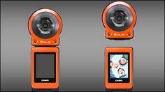カメラ・本体が分離するセパレート型デジカメ「Ex-Fr10」をカシオが発表