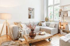Obklopte se věcmi, které se vám líbí a jsou příjemní i na dotek. Zdroj: Westwing.cz