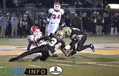 North Bend Football vs Klamath Union HS