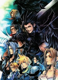 Crisis Core -Final Fantasy VII