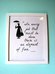 Printable Frameable Disney Quotes