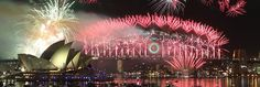 Happy new year!   Sydney NYE Fireworks 2016