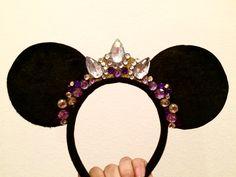 Rapunzel Crown Ears (Pre-order)