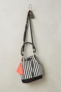 10e484f193c Anthropologie Favorites   Handbags Pattern Fashion, Baggage, Anthropologie,  Bucket Bag, Purses