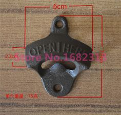 Cheap tool gerber, Buy Quality opener beer directly from China tool track Suppliers:   Chic Vintage Antique Iron Wall Mounted Bar Beer Glass Bottle Cap Opener Kitchen Tools Bottle Opener Beer Opener Withou