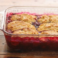 How to Make Fruit Cobbler