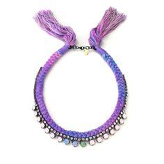 Helsinki Necklace by Jolita   Charm & Chain