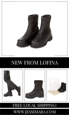 These Black Zip Up Wedge Boots by Lofina is perfect for your A/W look! The patent leather gives the boot that special touch! Black Zip Ups, Wedge Boots, Patent Leather, Shop Now, Wedges, Touch, Ankle, Shopping, Collection