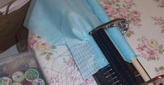 Work the pleats slowly and carefuly down the threads . Then continue rolling the fabric through a little at a time. Check both sides of th. Smocking Tutorial, Sewing Hacks, Sewing Tips, Barbie Clothes, Barbie Barbie, Architecture Tattoo, Heirloom Sewing, Bias Tape, Applique Dress