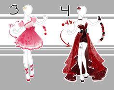 .::Adoptable Collection 7(OPEN)::. by Scarlett-Knight.deviantart.com on @DeviantArt