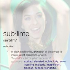 Who else is in LOVE with Sublime already! #AllIsVanity #June9 #CGForever